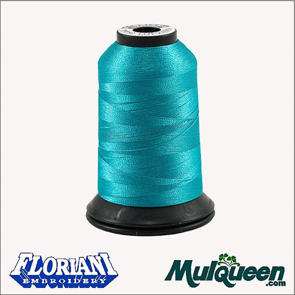 Floriani Polyester Embroidery Thread - #PFP052 - Mediterranean, 1000m/1100yds