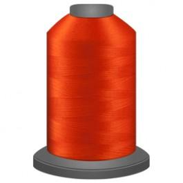 Glide - 40wt Trilobal Polyester Thread - Safety Orange #50021
