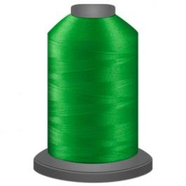 Glide - 40wt Trilobal Polyester Thread - Turf #60362
