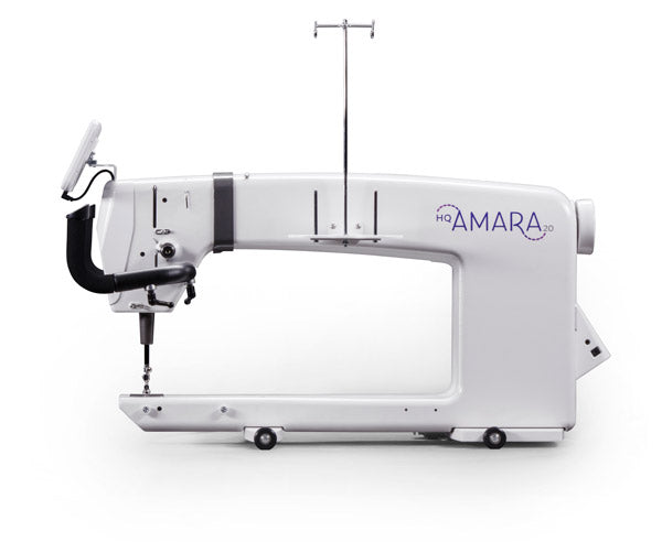 "HQ Amara 20"" Longarm Quilting Machine"