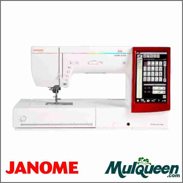 Janome Embroiderysewing Machines Mulqueen Sewing