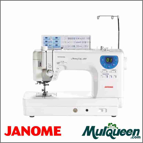 Janome 6300p sewing machine