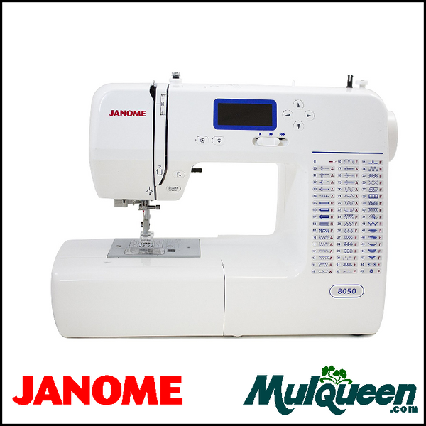 Janome 8050 Sewing Machine