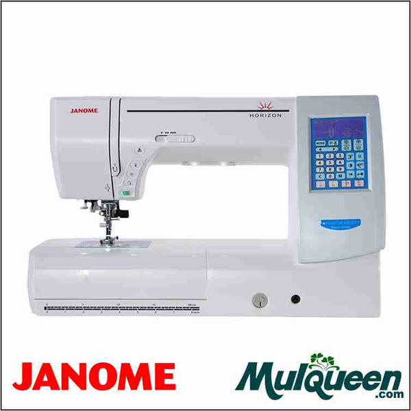 Janome Memory Craft MC8200QCPSE