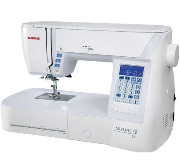 Janome S3