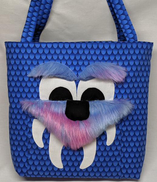 Mr. Monster Tote Bag Class