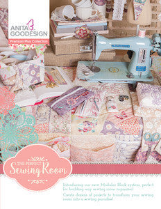 Anita Goodesign - Premium Plus Collection - The Perfect Sewing Room