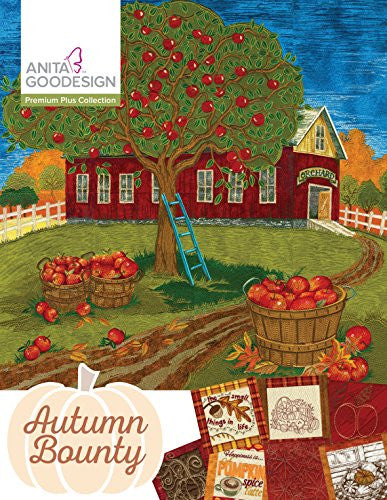 Anita Goodesign - Premium Plus Collection - Autumn Bounty