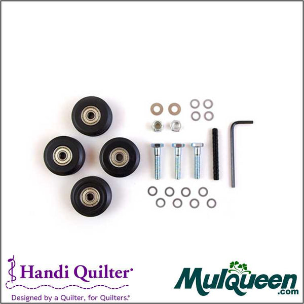 HQ Precision-Glide Machine Wheel Kit - QM09811