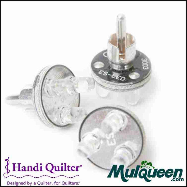 HQ LED Light RCA - 1 prong (each) - QM20394