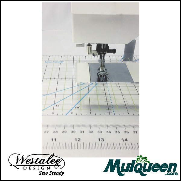 Sew Steady Universal Table underneath Grid - SSUG & SSUGLG