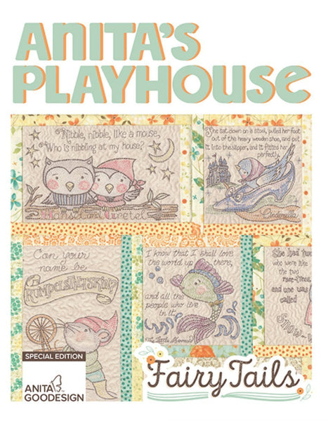Anita Goodesign - Anita's Playhouse - Fairy Tails