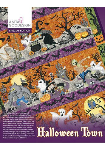 Anita Goodesign - Special Edition - Halloween Town