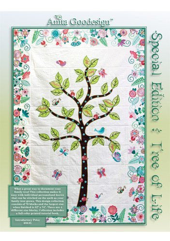 Anita Goodesign - Special Edition - Tree of Life