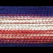 Floriani - Variegated Thread - #V30 - Old Glory, 1000m/1100yds