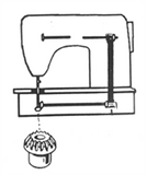 Singer Sewing Machine Gear #103361
