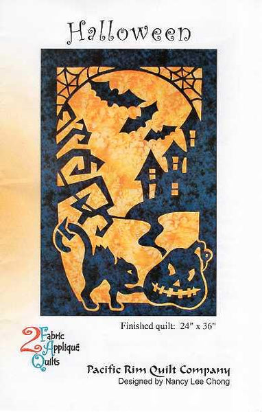 "Halloween Quilt Kit 24""x 36"""