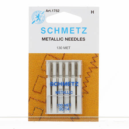 Schmetz Metallic Machine Needle (Size 90/14)