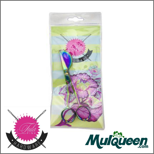 Tula Pink 6 inch Micro Serrated Duckbill Applique Scissors