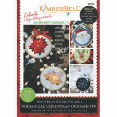 Kimberbell - Whimsical Ornaments