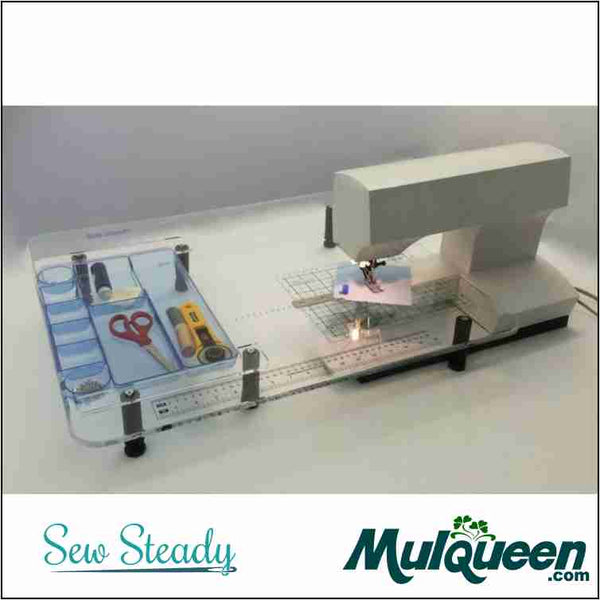 model number SST-W Sewsteady wish table for any sewing machine or quilting machine
