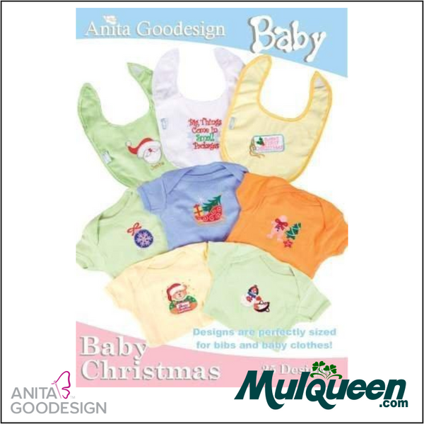 Anita Goodesign - Baby Collection - Christmas