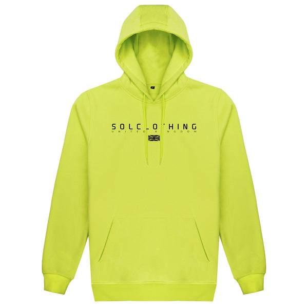 Essentials Pullover - Frozen Yellow