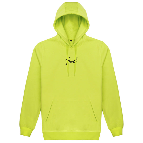 Signature Pullover - Frozen Yellow