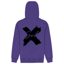 Cross Pullover - Ultra Voilet