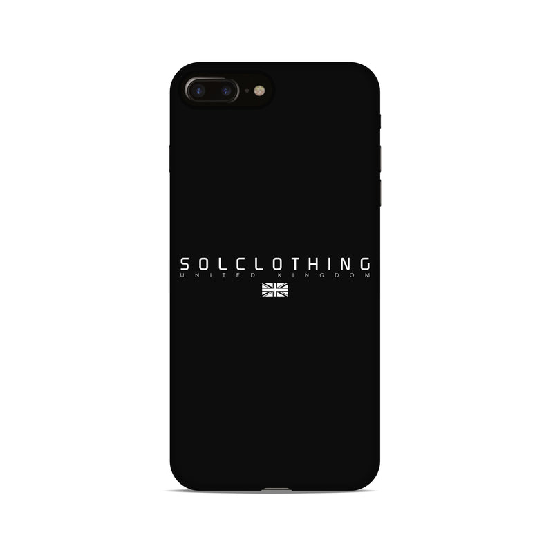 Essentials Phone Case - Black