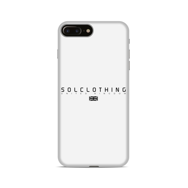 Essentials Phone Case - White