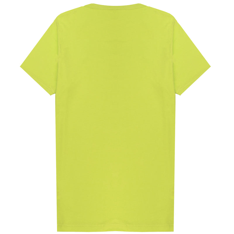 Essentials Tee - Frozen Yellow
