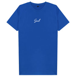 Signature Tee - Royal Blue