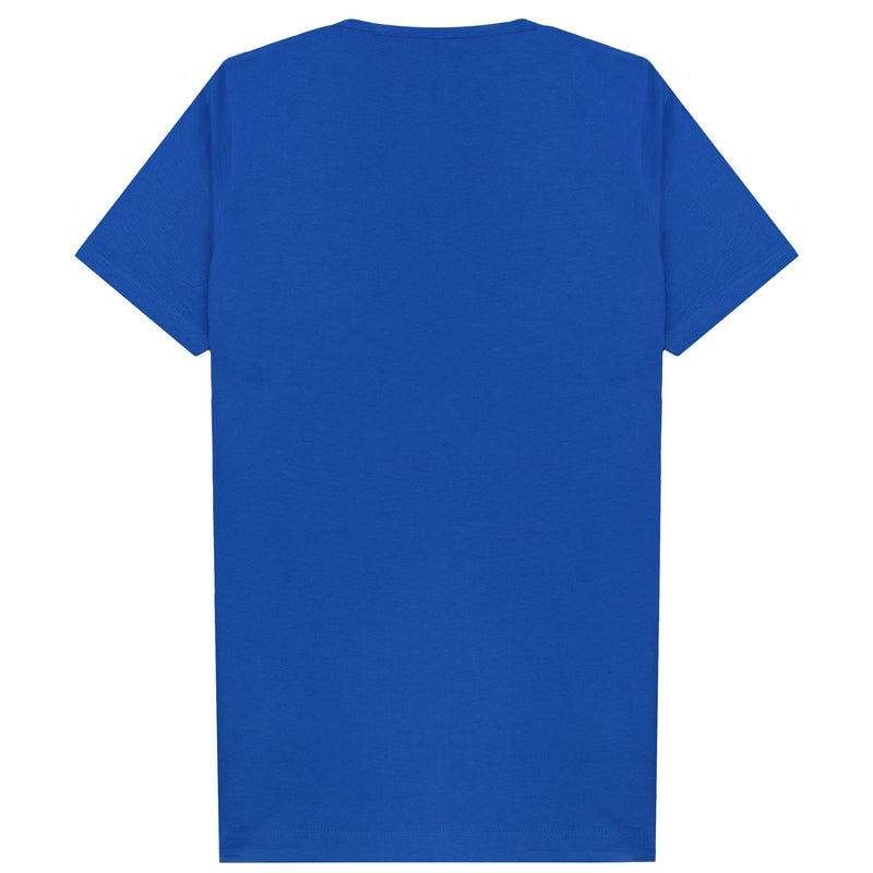 Essentials Tee - Royal Blue