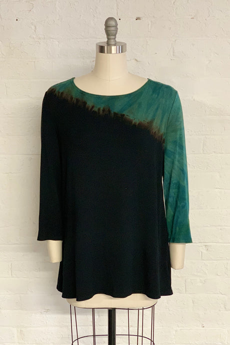 AUDREY TUNIC in Jade Drift
