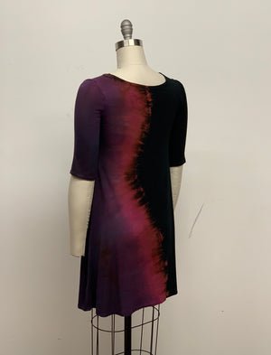 LUCY TUNIC in Galactic Dawn Ying Yang