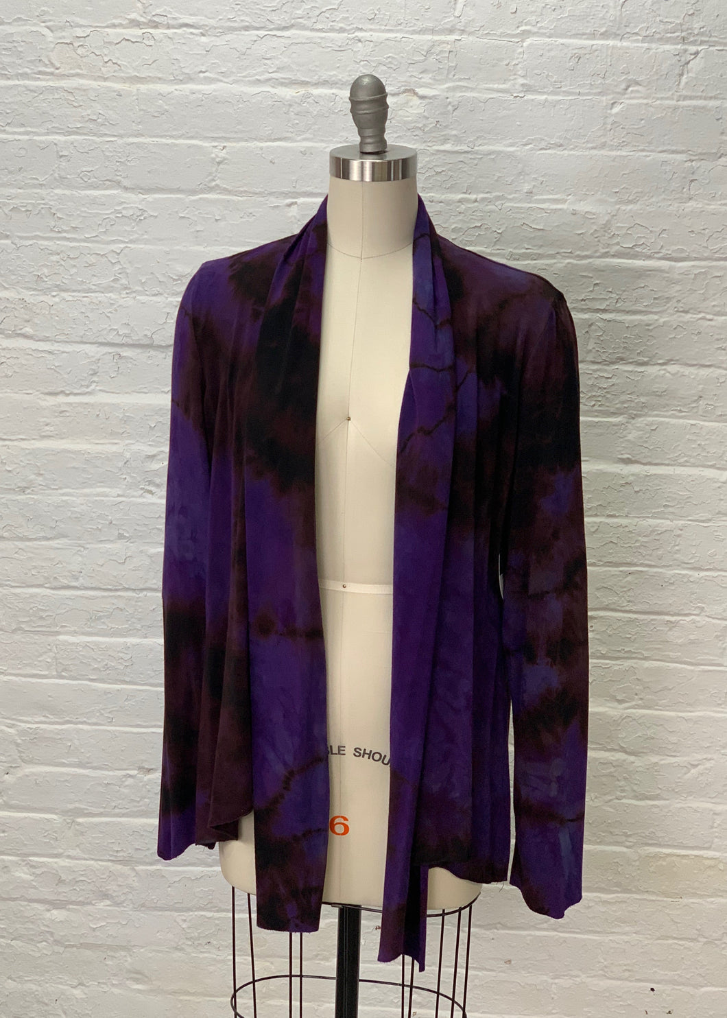 ABBIE JACKET Amethyst Tangle