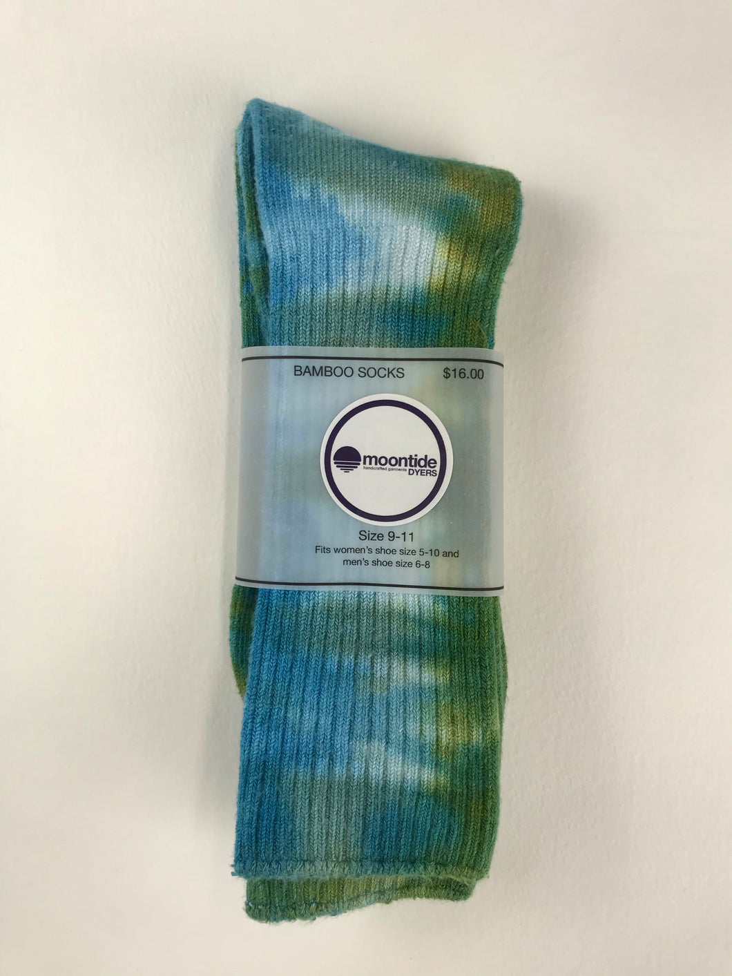 Bamboo Socks in Field Trip Adult Size