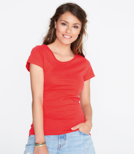 Women's Tagless Tee (unbranded)