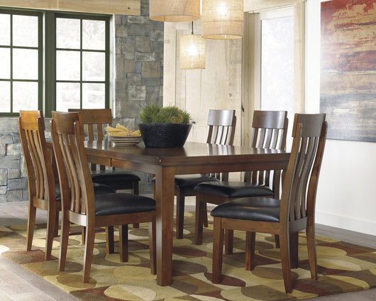 Shadyn 7PC Dining Room Set – Roomstyle Furniture & Mattress
