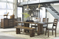 Leystone 6PC Dining Room Set