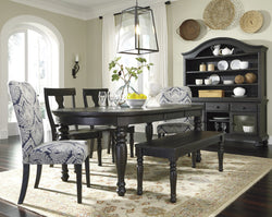 Sharlowe 6PC Dining Room Set