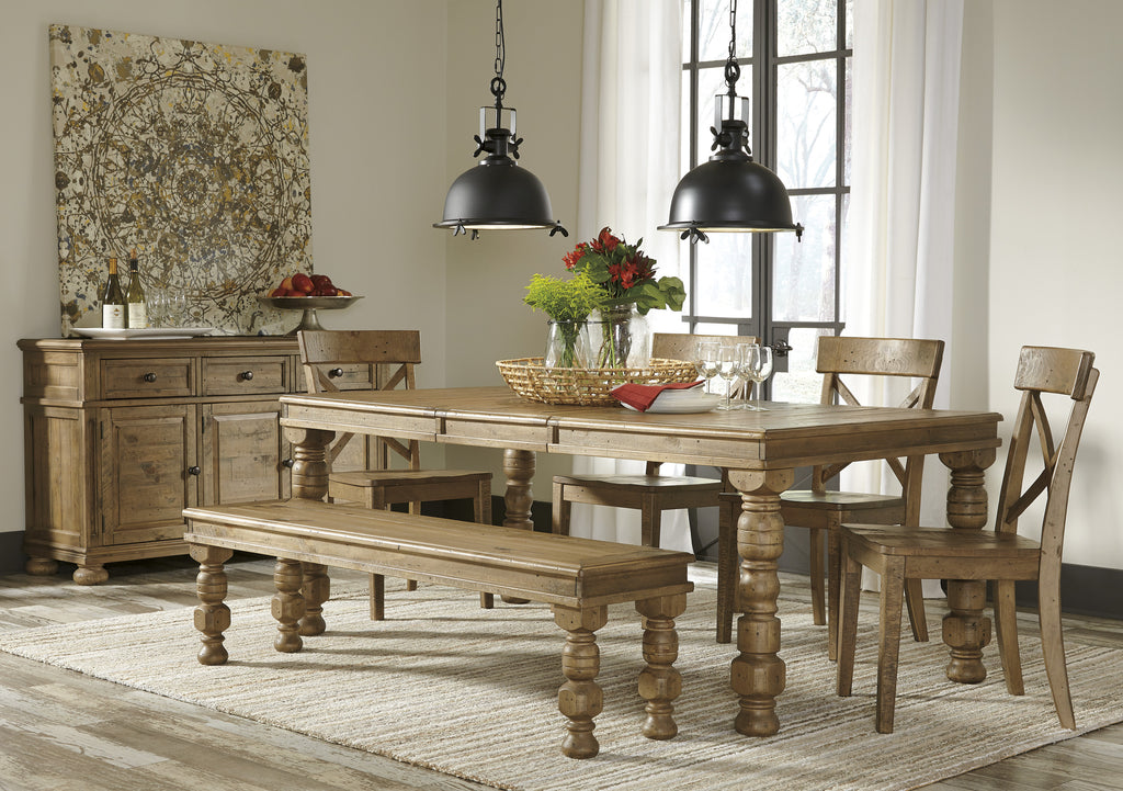 Trishley Dining Room Set