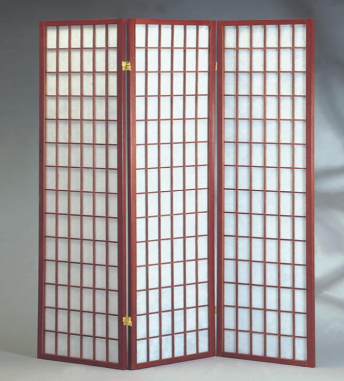 3 Panel Room Divider (3 Colors)
