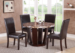 3113 Round Dining Table Set