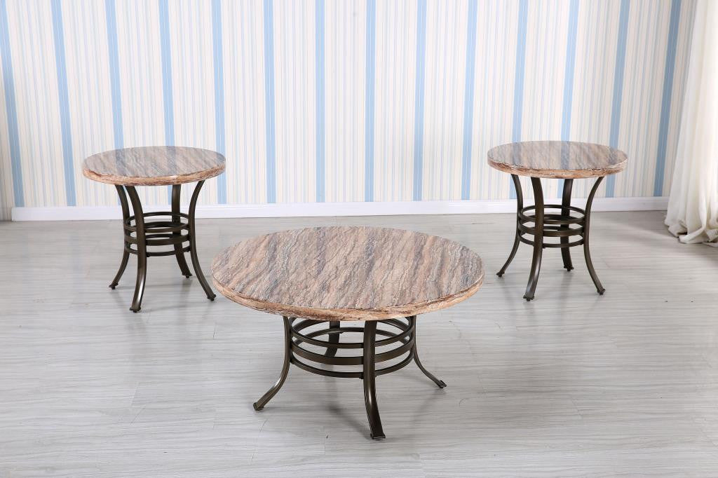3314 3 Pcs C/E Table Set