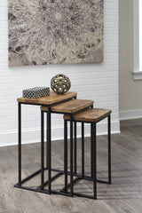 Marxim 3PC Accent Table Set