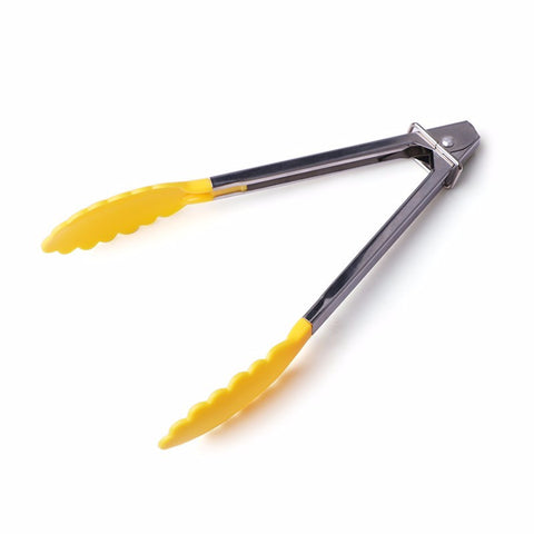 Heat Resistant Nylon Tongs Tips Kitchen