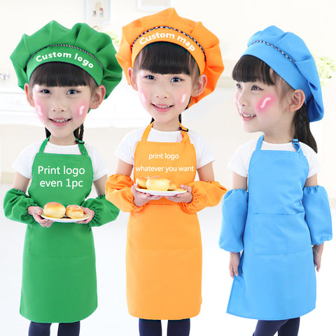 Children Kitchen Apron