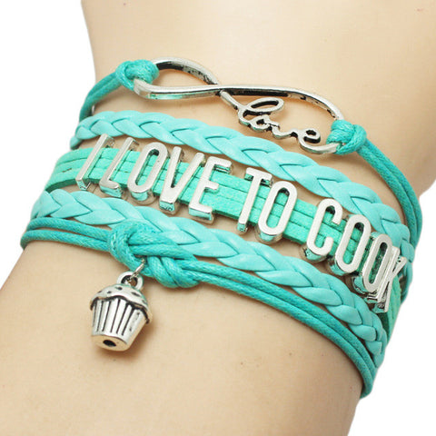 Great Cook Bracelet Charm